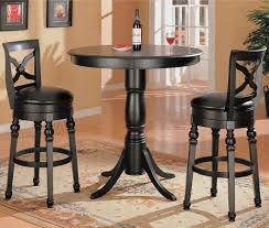 3 Piece Kitchen Table Set Walmart by 3 Piece Pub Table Set Walmart High Top Dining Table Counter Height