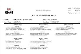 Consulado General Del Perú En Ginebra Poderes