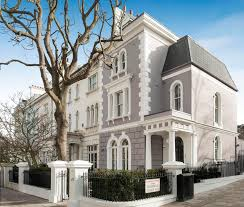 100 Notting Hill Houses Sixstorey Mansion With Access To Private Garden Made
