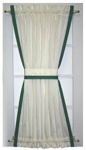 Front Door Sidelight Curtain Panels by 100 Sidelight Window Curtain Panel Curtain Door Side Window