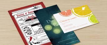 Personalised Invitations Cards