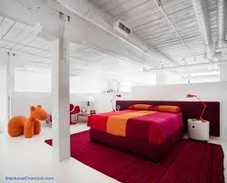 100 The Candy Factory Lofts Toronto Loft Stephane Chamard
