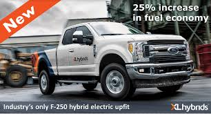 Ford F-250 Pickups And Fleet Customers To Get Hybrid Electric ... A123 Selected To Power Plugin Hybrid Electric Trucks For Eaton Allnew 2015 Ford F150 Ripped From Stripped Weight Houston 110 1968 F100 Pick Up Truck V100s 4wd Brushed Rtr Fords Hybrid Will Use Portable Power As A Selling Point History Of The Ranger A Retrospective Small Gritty The Wkhorse W15 With Lower Total Cost Of Commercial Upfits Near Chicago Il Freeway Sales No Need Wait Until 20 An Allelectric Opens Door For An Pickup Caropscom Throws Water On Allectric Prospects Equipment Plans 300mile Electric Suv And Mustang Wxlv
