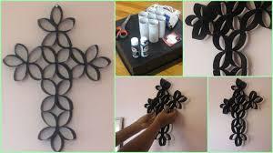 3D Paper Roll Flower Art Tutorial