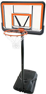 """Lifetime 44"""" Polycarbonate Portable Basketball Hoop   DICK'S ... The Best Basketball Hoops Images On Extraordinary Outside 10 For 2017 Bballworld In Ground Hoop Of Welcome To Dad Shopper Goal Installation Expert Service Blog Lifetime 44 Portable Adjustable Height System 1221 Outdoor Court Youtube Inground For Home How To Find Quality And Top Standard Kids Fniture Spalding 50 Inch Acrylic With Backyard Crafts 12 Best Bball Courts Images On Pinterest Sketball"""