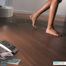 Uniclic Laminate Flooring Uk by Aqua Step Chambord Walnut Waterproof Laminate Flooring V4 40m2