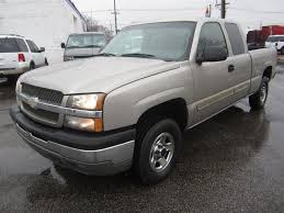 2003 Used Chevrolet Silverado 1500 LS / 4X4 / EXT CAB / 4DR At ... Used Chevy Pickup Trucks 4x4s For Sale Nearby In Wv Pa And Md 2003 Chevrolet Silverado 1500 Ls 4x4 Ext Cab 4dr At 1985 K10 Stock 324855 Near 5 Best Midsize Gear Patrol 44 Trucks 4x4 We Love Truck Pictures Pics Dumping 2000 2500 Used Cars Trucks For Sale 1987 S10 Show Gateway Classic Cars New Sale Criswell In Iowa Trending 2005 Gmc Classics On Autotrader Sierra Matt Garrett