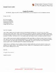 Resume Cover Letter Tips Sample How Examples Of