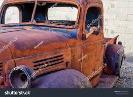 100 Junk Truck Pickup Rusty Old Relic Stock Photo Edit Now