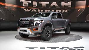 Nissan's Titan Warrior Concept Issues Ford SVT Raptor Challenge ... 2018 Ford F150 Rtr Muscle Truck Concept Sema 2017 Photo Gallery 2019 Harleydavidson Debuts Motor Trend Concept Things We Find Interesting Pinterest This Gfylookin 90s Is For Sale In Detroit What Inspired The Atlas Unveiled With 600 Hp Carscoops Bronco Youtube Raptor F22 Pictures Information Specs 2013 Cars And 2015 Coming To Report A Look Back At Fords Suv Concepts Image Hot News Ford Super Chief F 150
