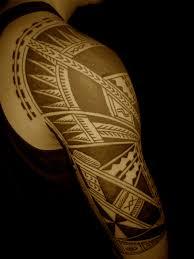 Rorys Samoan Inspired Half Sleeve Advertisements