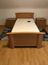 senioren komfort schlafzimmer komfort bett schrank nako