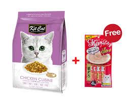 cuisine en kit kit cat chicken cuisine อาหารแมวส ตรไก ลดการเก ดก อนขน ท อปป ง