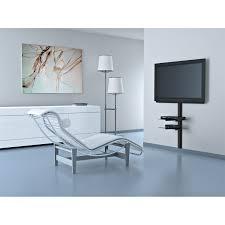 meliconi av shelf plus noir meuble tv meliconi sur ldlc