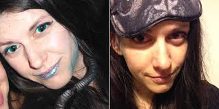 Halloween Contacts Prescription Canada by Warning Over U0027cheap U0027 Halloween Contact Lenses After Woman Suffers