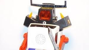 Desk Pets Carbot Youtube by Electronic Magic Robot Transforming Car Lights And Sounds