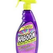 kaboom shower tub tile cleaner 978636 reviews viewpoints