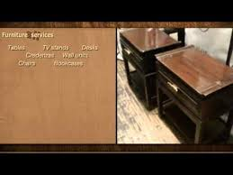 All Furniture Services Professional Wood and Furniture Repair