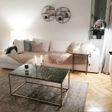 marmor wohnzimmer einrichtungsideen skandistyle