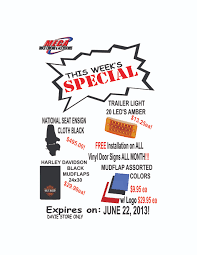 100 595 Truck Stop Weekly Specials Meca Chrome Accessories Davie FL Page 2