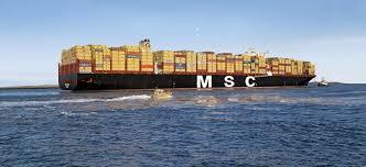 haropa port du havre accueille pour la première fois le msc oscar