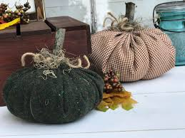 Southern Ohio Pumpkin Patches by Fabric Pumpkin Set Fall Pumpkins Farmhouse Style Pumpkin