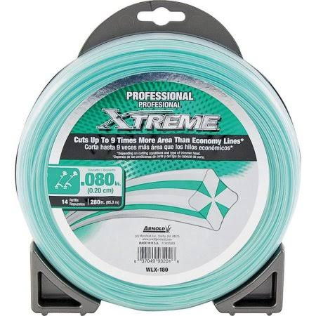 Arnold Xtreme Professional Grade String Trimmer Line - 280'