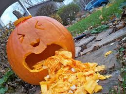 Puking Pumpkin Carving Ideas by The Life Changing Magic Of Cleaning Up Puke