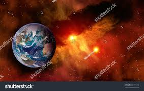 Outer Space Planet Earth Sun Astrology Milky Way Solar System Galaxy Universe Elements Of This