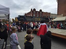 Halloween City Corbin Ky by Halloween On Main La Grange Ky Main Street Program