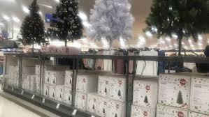 Christmas Trees Kmart Au by Big W Removes Christmas References From Festive Tree Products