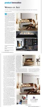 100 European Interior Design Magazines Home Modern Fireplaces Featured In Top