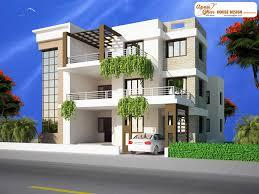 100 Triplex Houses Pin By Apnaghar On House Design Bungalow House
