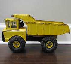 Old Vintage Tonka Trucks