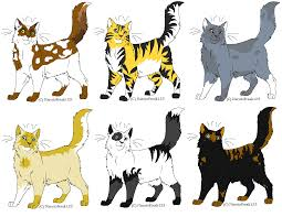 warrior cat names warrior cats adoptables by umbreonthepirate on deviantart