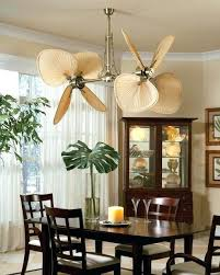 Dining Room Ceiling Fans Minimalist Fan Over Table