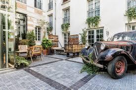 100 Kube Hotel Paris 4 Boutique Paris 18 Official Website