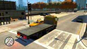 100 Gta 4 Trucks Man TGL AA Tow Truck GTA IV 127 New Car Series Full HD YouTube