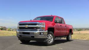2015 Chevy Silverado 2500 HD 6.0L - Quiet Worker [Review] - The Fast ...