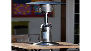 Propane Patio Heat Lamps by Patio Heater Replacement Burner Table Top Youtube