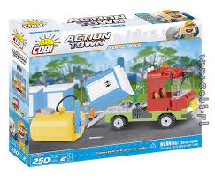100 Septic Truck Action Town For Kids Cobi Toys