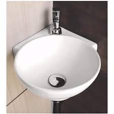kleine eckwaschbecken aus keramik handwaschbecken mini waschtisch keramik waschbecken wc waschbecken klein gästebad hängewaschbecke wandmontage