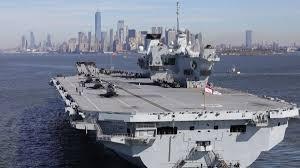 100 Aircraft Carrier Interior UK Aircraft Carrier Queen Elizabeth Just Sprang A Leak CNN