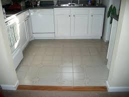 Vinyl Plank Flooring In Bathroom And Kitchen Master