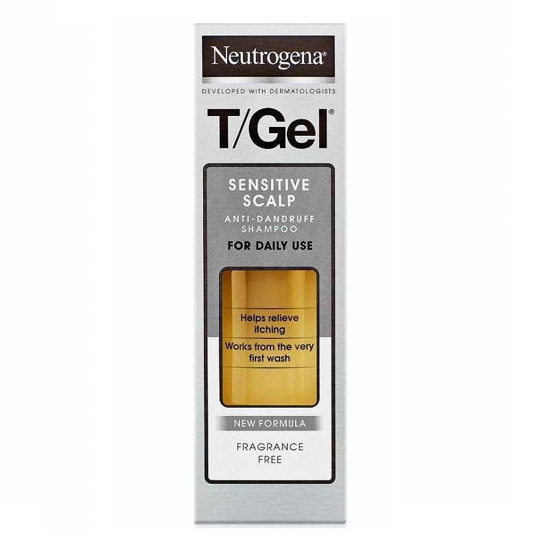 Neutrogena T/Gel Sensitive Scalp Anti-Dandruff Shampoo - 125ml