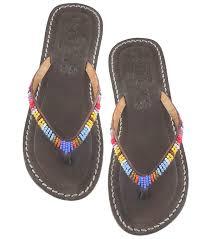 aspiga kids classic beaded flip flops aspiga