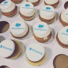 Fun Kenandy Cupcakes At Team Events