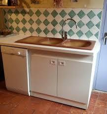 meuble de cuisine avec plan de travail pas cher meuble bas de cuisine avec plan de travail meuble cuisine bas vert