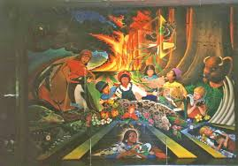 denver international airport murals