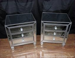 Nightstand Mirrored Nightstand Tar Used Furniture Dresser